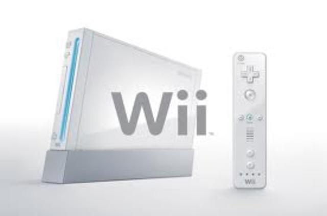 Nintendo Wii, Consola de Videojuegos