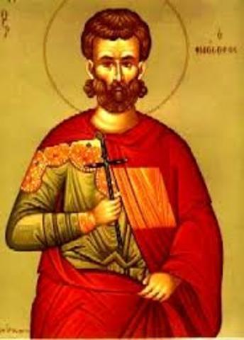 San Justino Nacimiento.