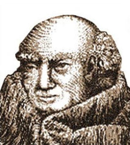 Juan Escoto Nacimiento