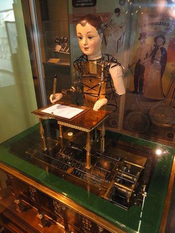 Muñeca mecanica