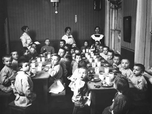 Первый бесплатный детский сад.