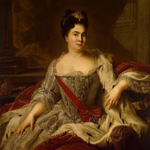 Правление императрицы Екатерины I (1725-1727)