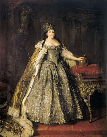 «Бироновщина» - период правления Анны I (1730-1740)