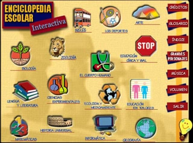 Cd interactivos
