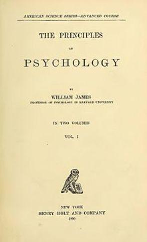 Published Principles of Psychology