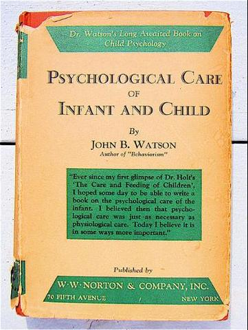 Published Psychological Care of Infant and Child