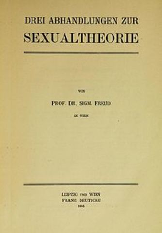 Published Sexual Theories of Children