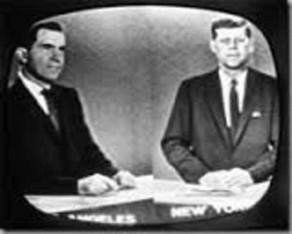 Kennedy- Nixon debate