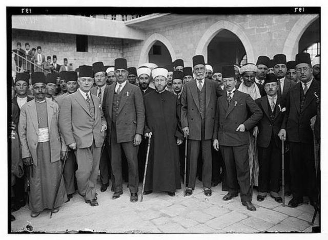 הוועד הערבי העליון