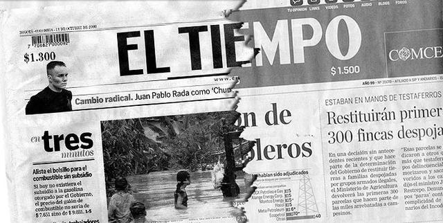 Fundación del periódico del tiempo