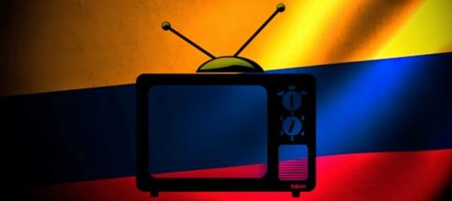 Inauguración de la televisión a color en Colombia