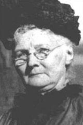 "Mary Harris (""Mother"") Jones"