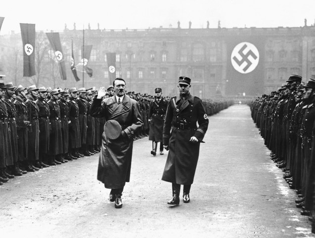 World War II Started