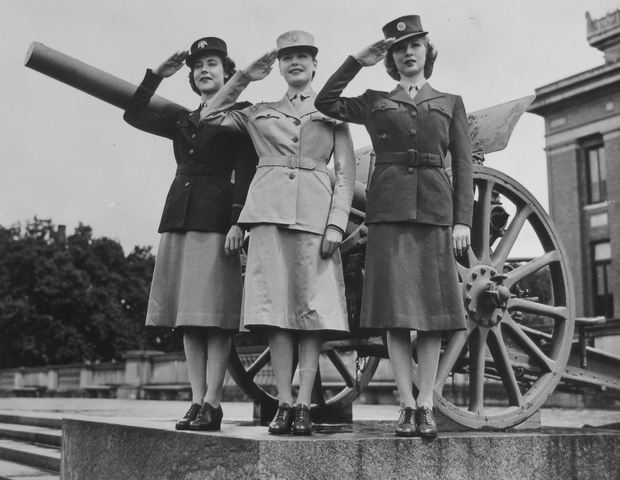 Women's Auxiliary Army Corps is Updated into the Women's Army Corps