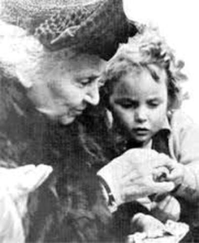 El niño (Montessori)