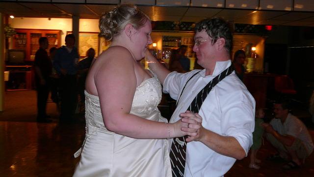 Corrie gets married!