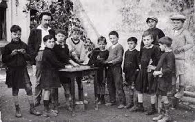 Escuela de Freinet
