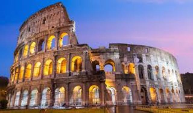 Roman continued... Architecture