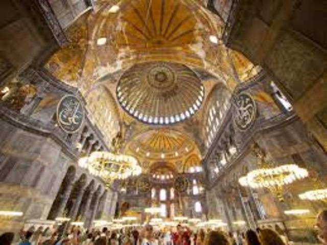 Byzantine 500-1500 A.D.