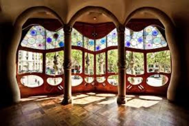 Art Nouveau 1890-1910 A.D.