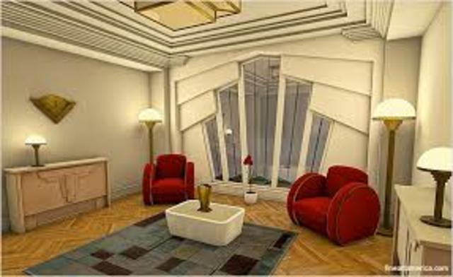Art Deco 1920's-1960's