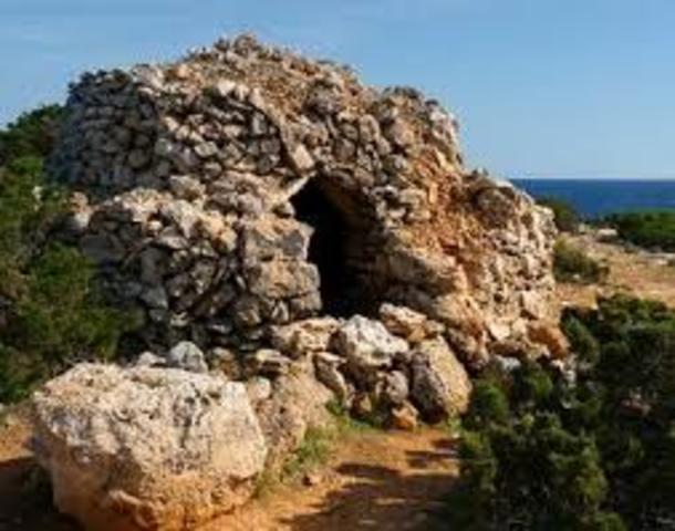 The Stone Age:  6000B.C.-2000B.C.