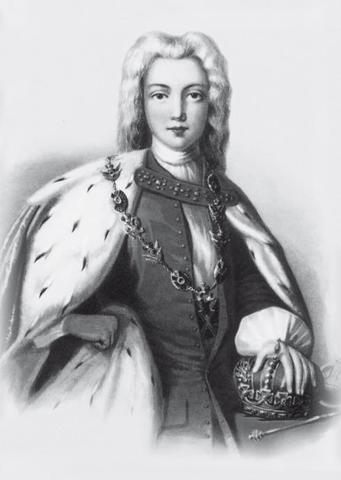 Смерть  Петра II