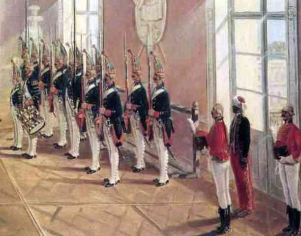 Закон, ограничивавший срок службы дворян 25-ю годами