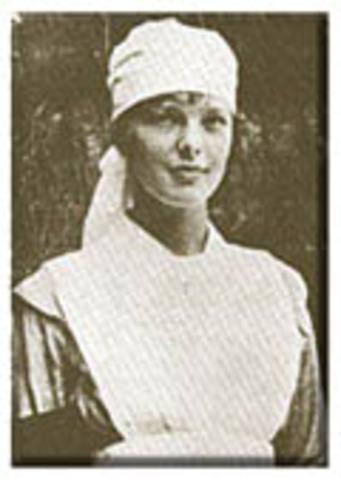 Volunteers as a nurse