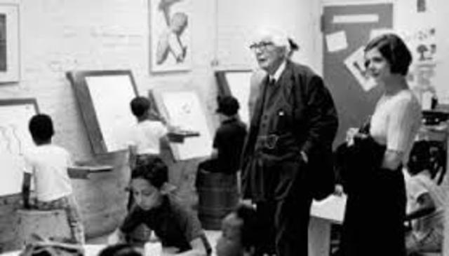 Estudios de Juan Piaget