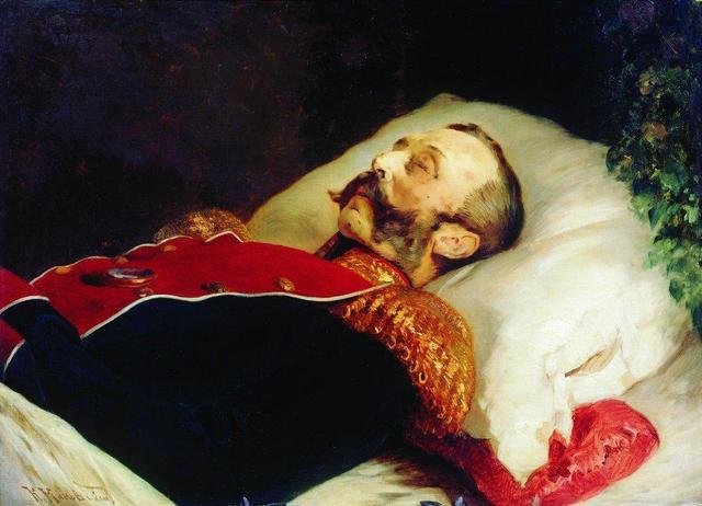 Смерть Александра II