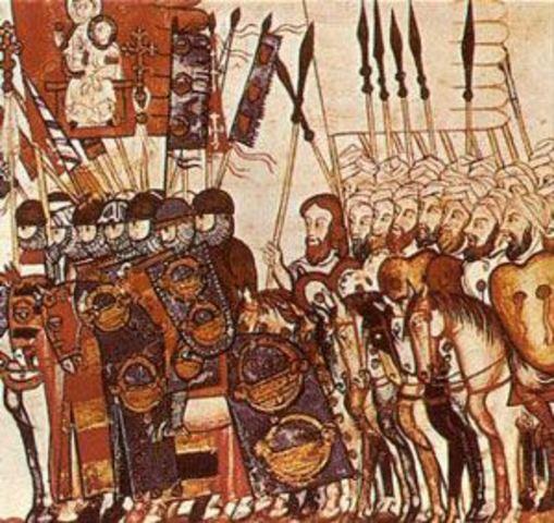 Jaume I conquereix Mallorca