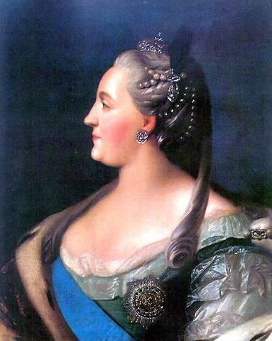 Дворцовый переворот. Провозглашение Екатерины II императрицей