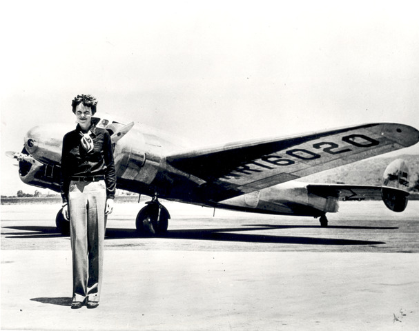 Is the first person to fly solo from Los Angeles, California to Mexico City