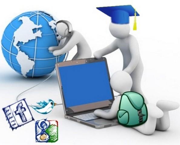 Criterios para el diagnóstico de la práctica educativa a distancia en modalidad B-Learning