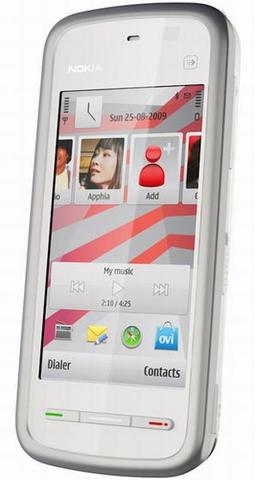 Nokia 5230 Táctil