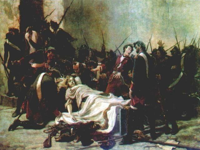 Иван Антонович убит при попытке В.Я. Мировича организовать его побег из Шлиссельбургской крепости