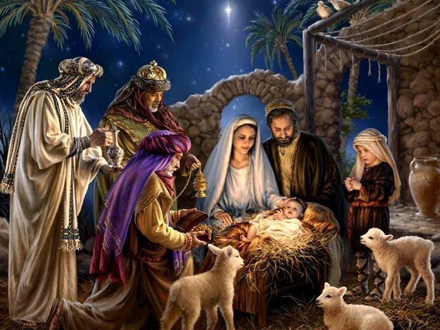 Birth of Jesus Christ (historical estimate)