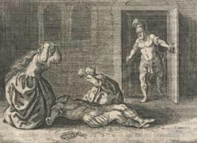 Assassination of Caligula/Ascent of Claudius