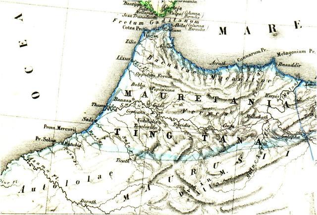 Annexation of Mauretania