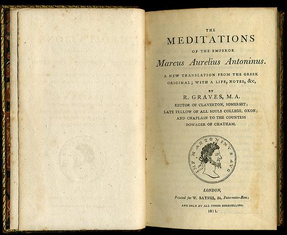 Marcus Aurelius writes Meditations.