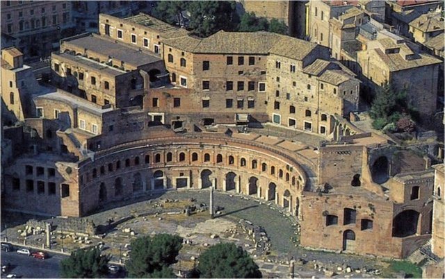 Trajan's building projects.