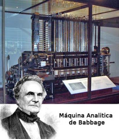 La maquina analítica