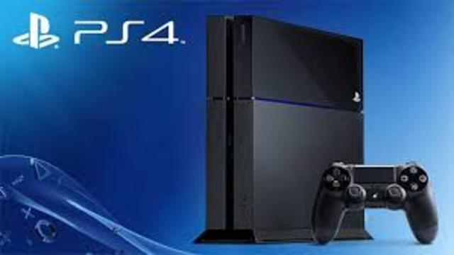 Lançamento do PS4