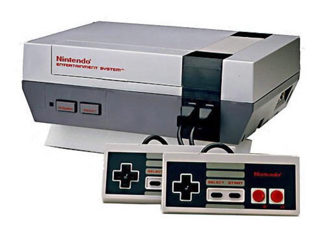1983 NINTENDO NES