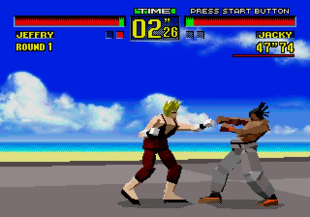 1984 VIRTUAL FIGHTER