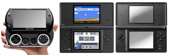 2009 PSP GO/NINTENDO DSi