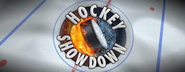 Hockey Showdown Win