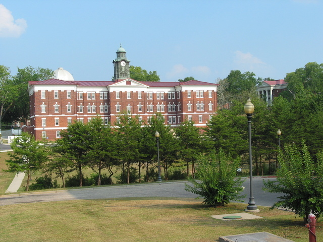 Tuskegee University founded