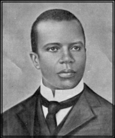 "Scott Joplin Publishes ""Maple Leaf Rag"""